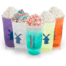 Soda Drinks by Dutch Bros