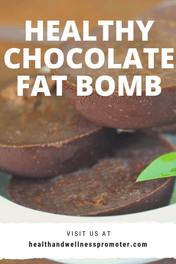 Easy Keto Healthy Chocolate Fat Bomb