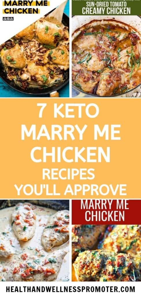 7 Keto Marry Me Chicken Recipes You Will Approve
